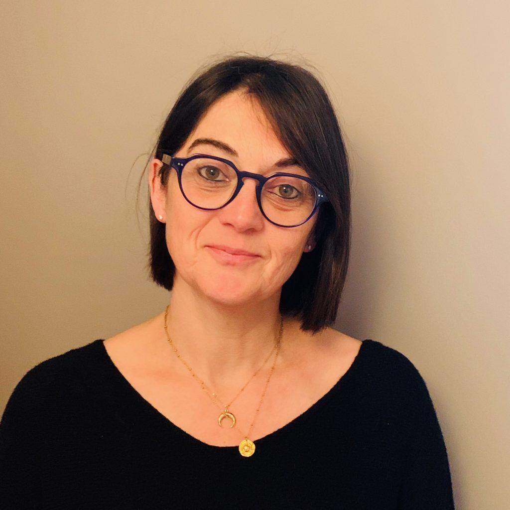 Photo portrait de la fondatrice d'ABC GOURMET